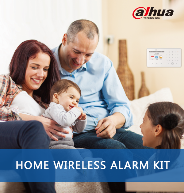 2018 V1 Home Wireless Alarm Kit(12P)
