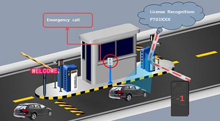 معرفی سیستم هوشمند کنترل پارکینگ داهوا