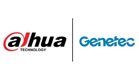Genetec و Dahua  همکاری شرکت