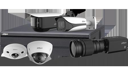 داهوا جهانی روشن تر را مقابل دیدگان شما به نمایش میگذارد  HDCVI-4K تکنولوژی