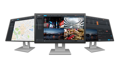 منتشر کرد  DSS Pro VMS  فن آوری Dahua