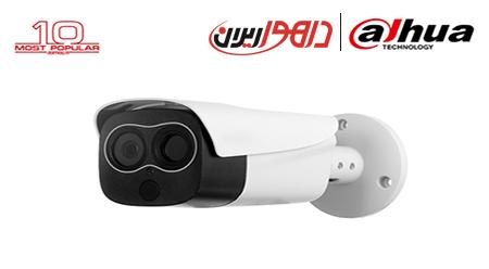 انتخاب دوربین حرارتی  Dahua  به عنوان  محصول  برتر 2017