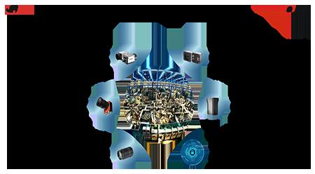 دوربین های صنعتی داهوا راه حلی جامع برای صنایع
