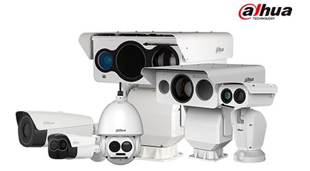 تکنولوژی فوق العاده دوربین های حرارتی داهوا