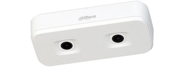 دوربین دو لنز  IPC-HD4140X-3Dداهوا برای شمارش افراد توسط سرویس  Ivideon