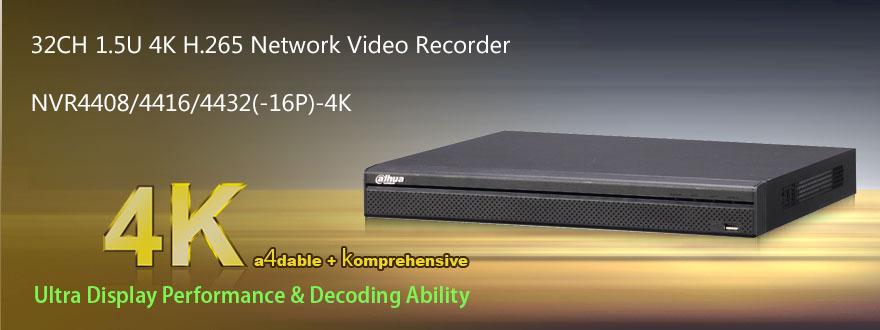 NVR4432-4K