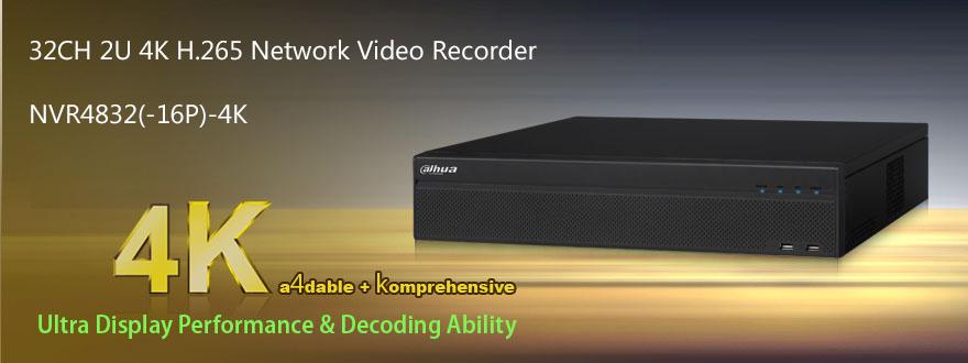 NVR4832-16P-4K
